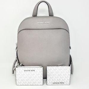 NWT Michael Kors Backpack, Wallet & Wristlet